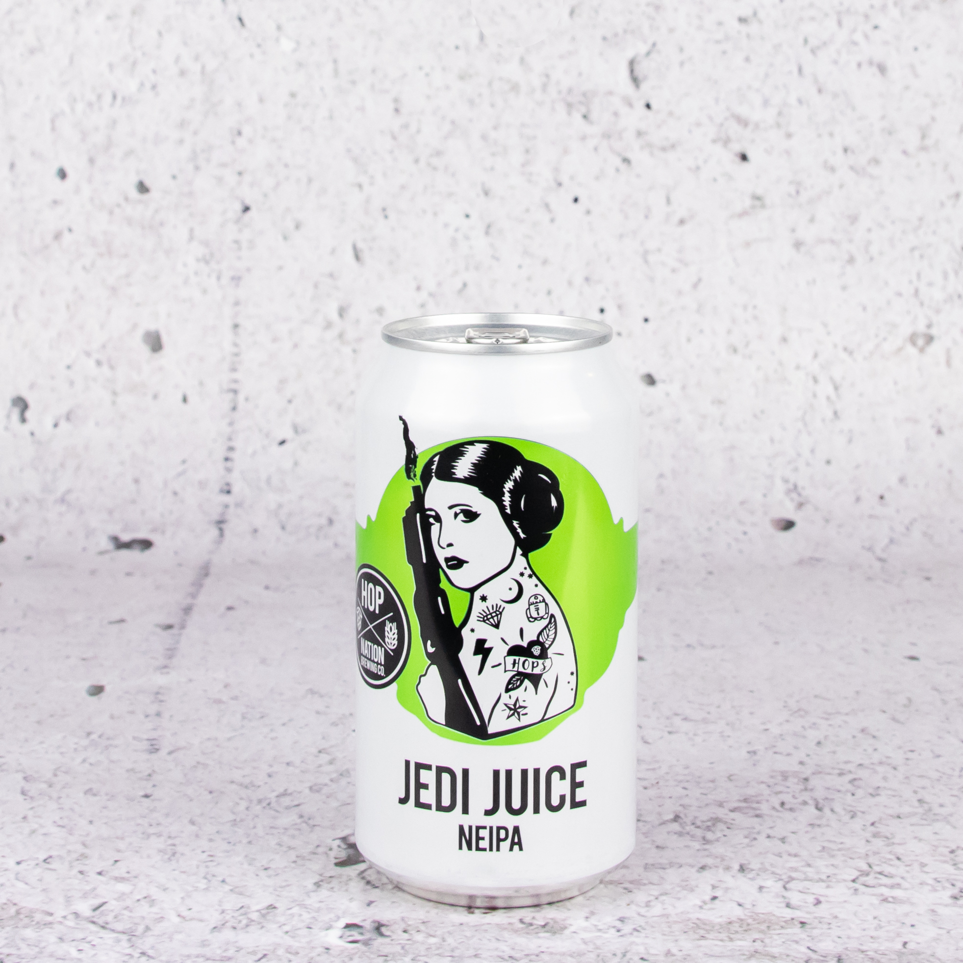 hop nation jedi juice NEIPA