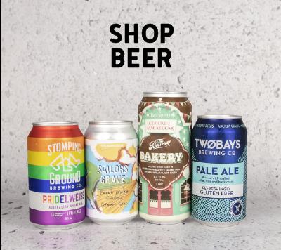 Shop Beer Mr West