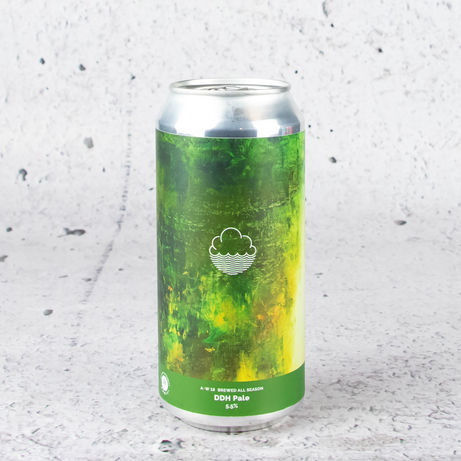 Cloudwater AW18 Brewed All Season DDH Pale