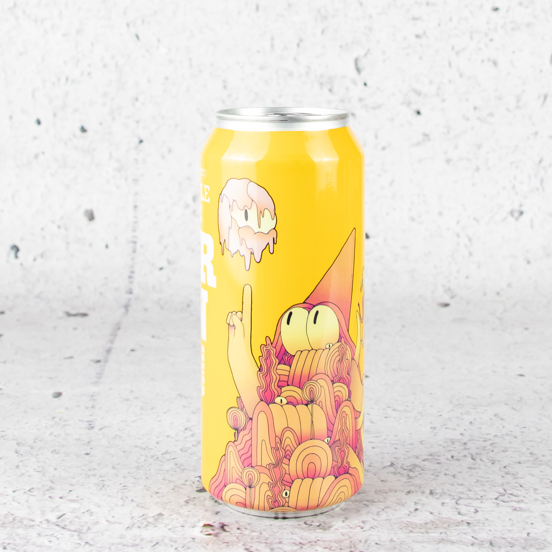 Collective Arts Pineapple Tepache Berliner Weisse