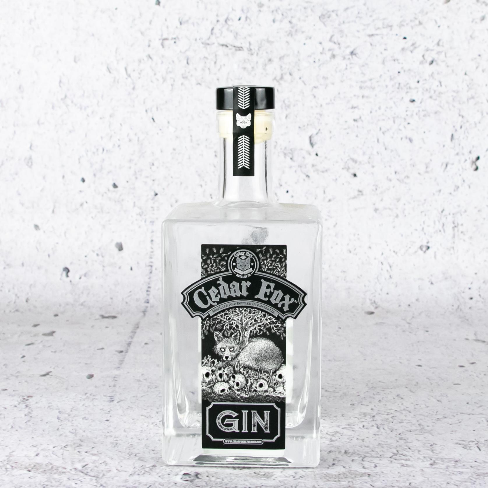 Cedar Fox Gin