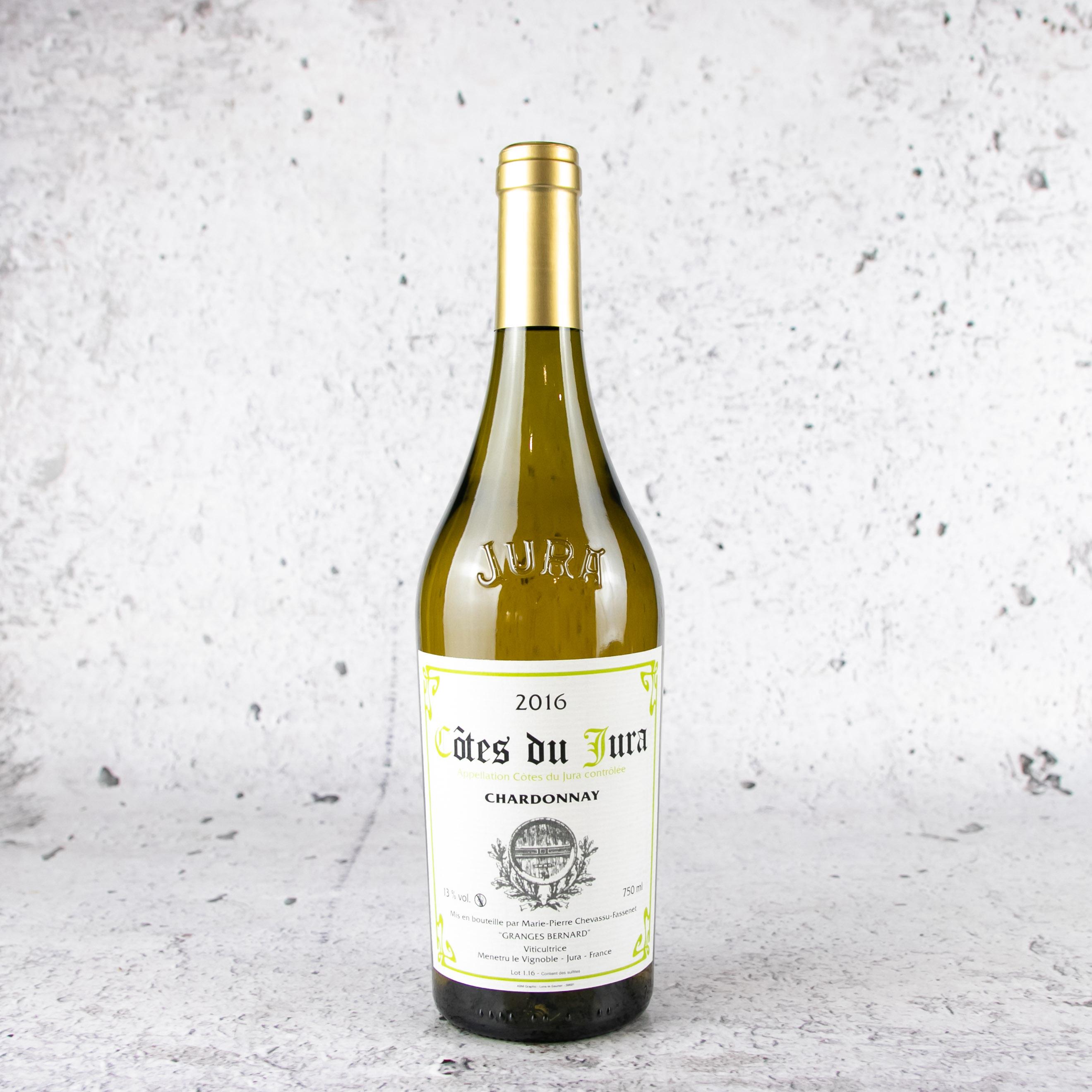 2016 Marie-Pierre Chevassu-Fassenet Jura Chardonnay