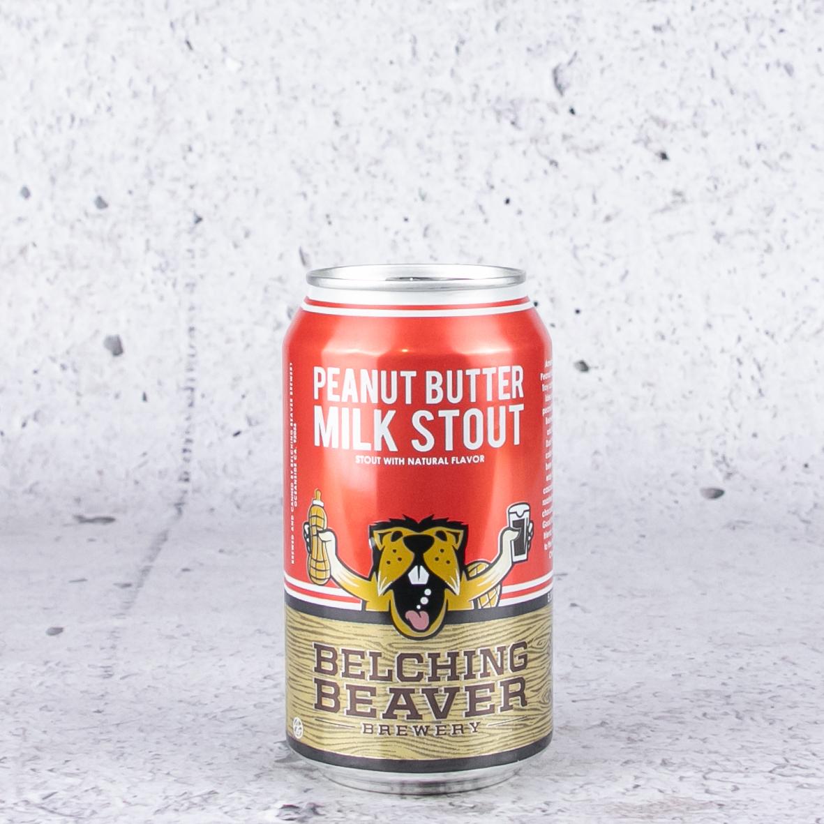 Belching Beaver Peanut Milk Stout