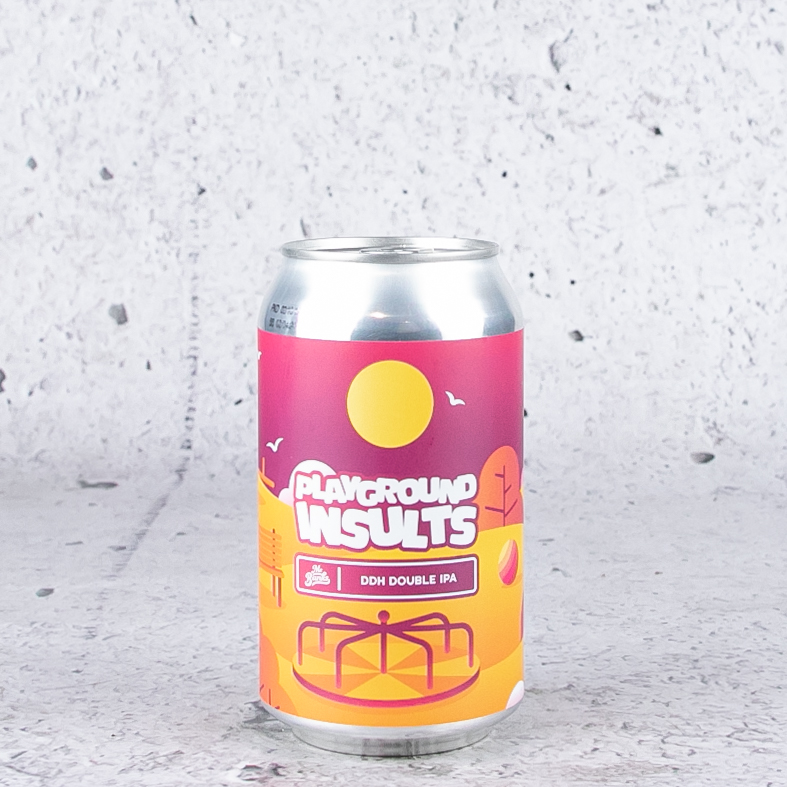 Mr Banks Playground Insults DDH Double IPA