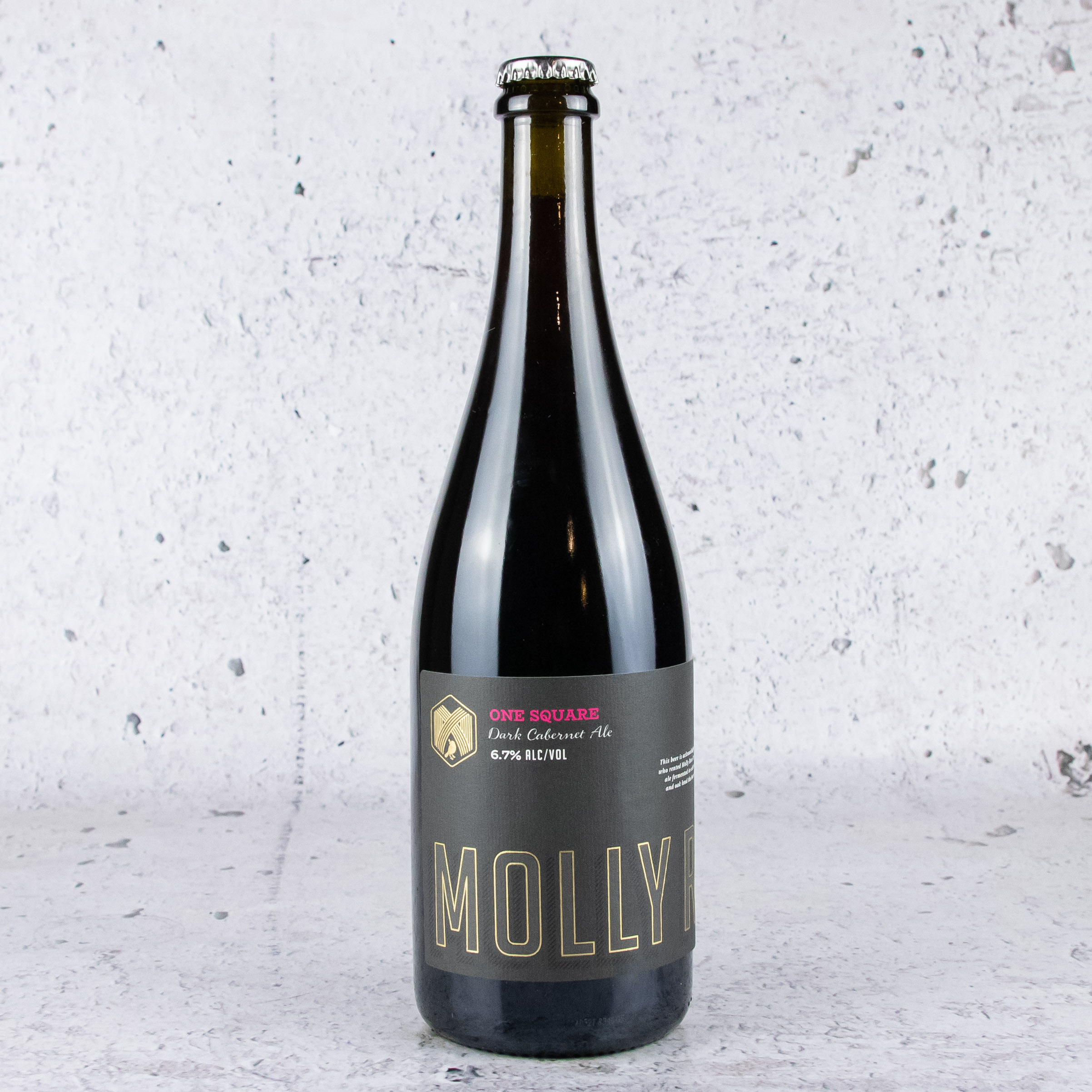 Molly Rose One Square Dark Cabernet Ale
