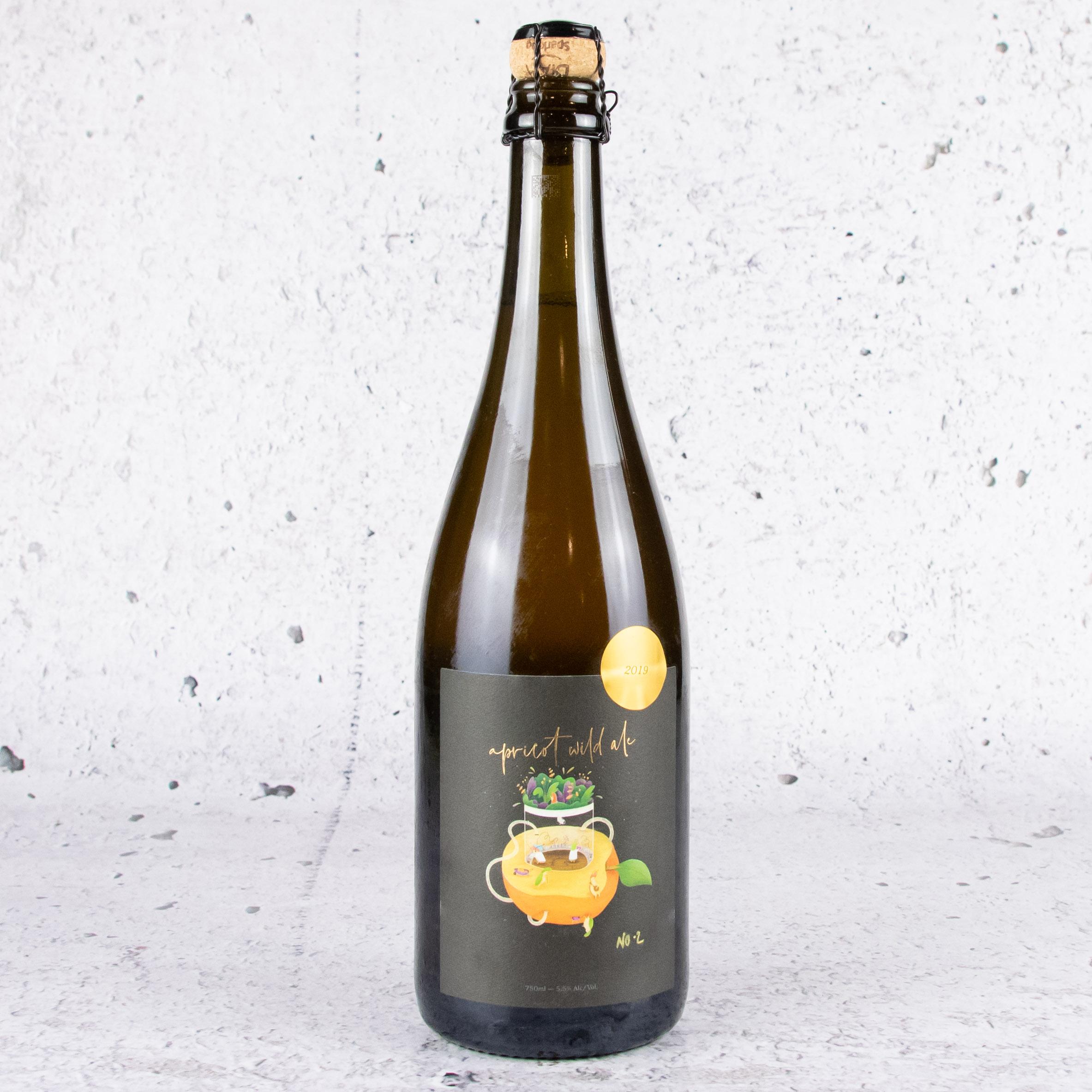 Black Arts Apricot Wild Ale No.2