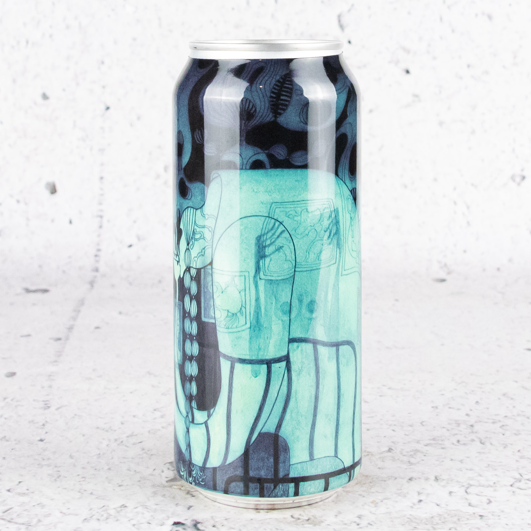 Collective Arts Life In The Clouds DDH IPA