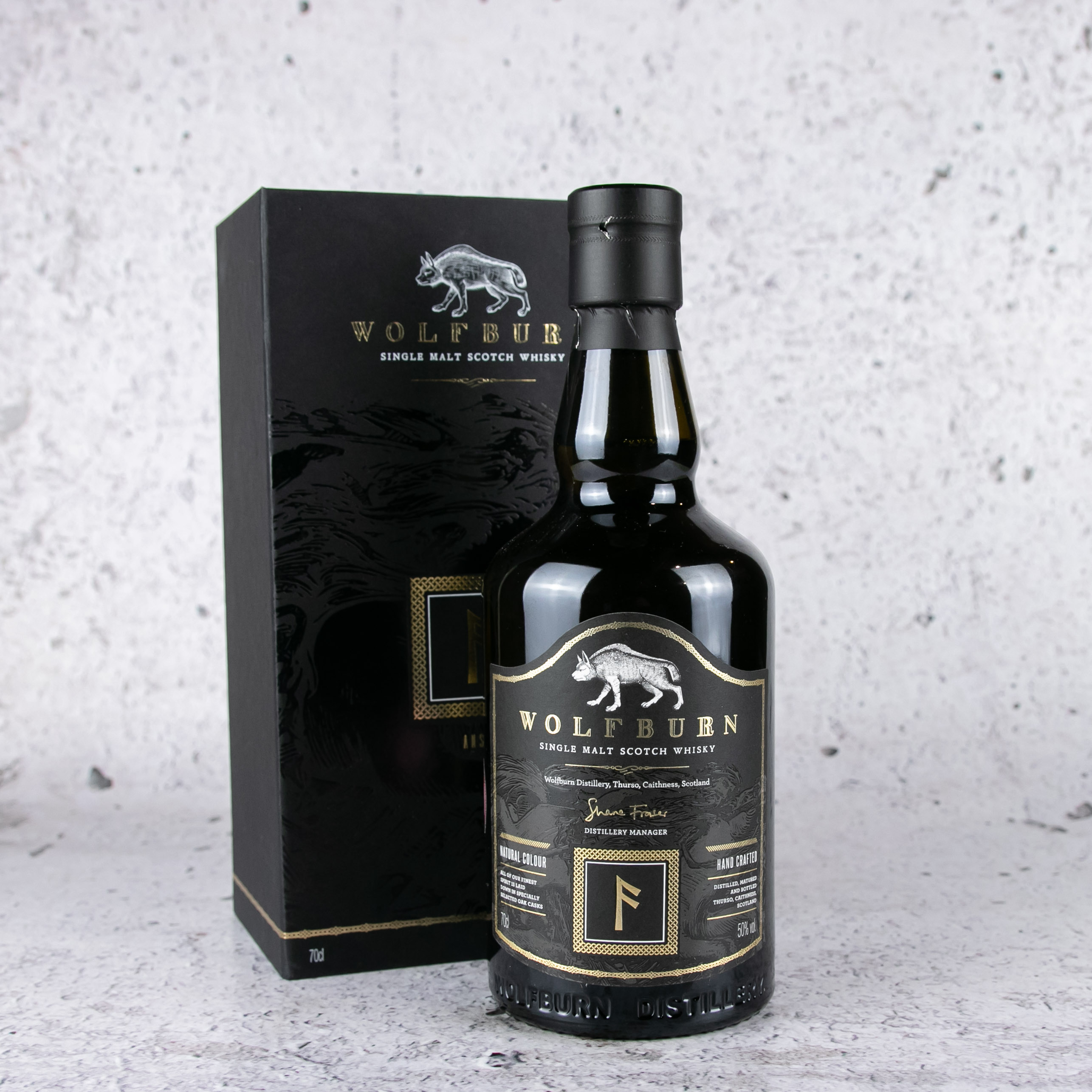 Wolfburn Kylver No.4 Single Malt Scotch Whisky