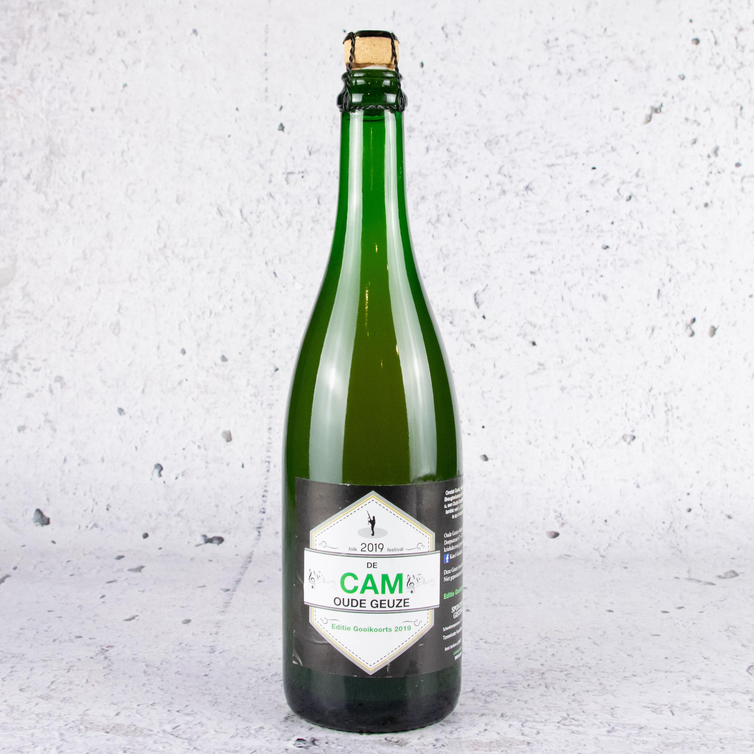De Cam 2019 Oude Geuze Editie Gooikoorts