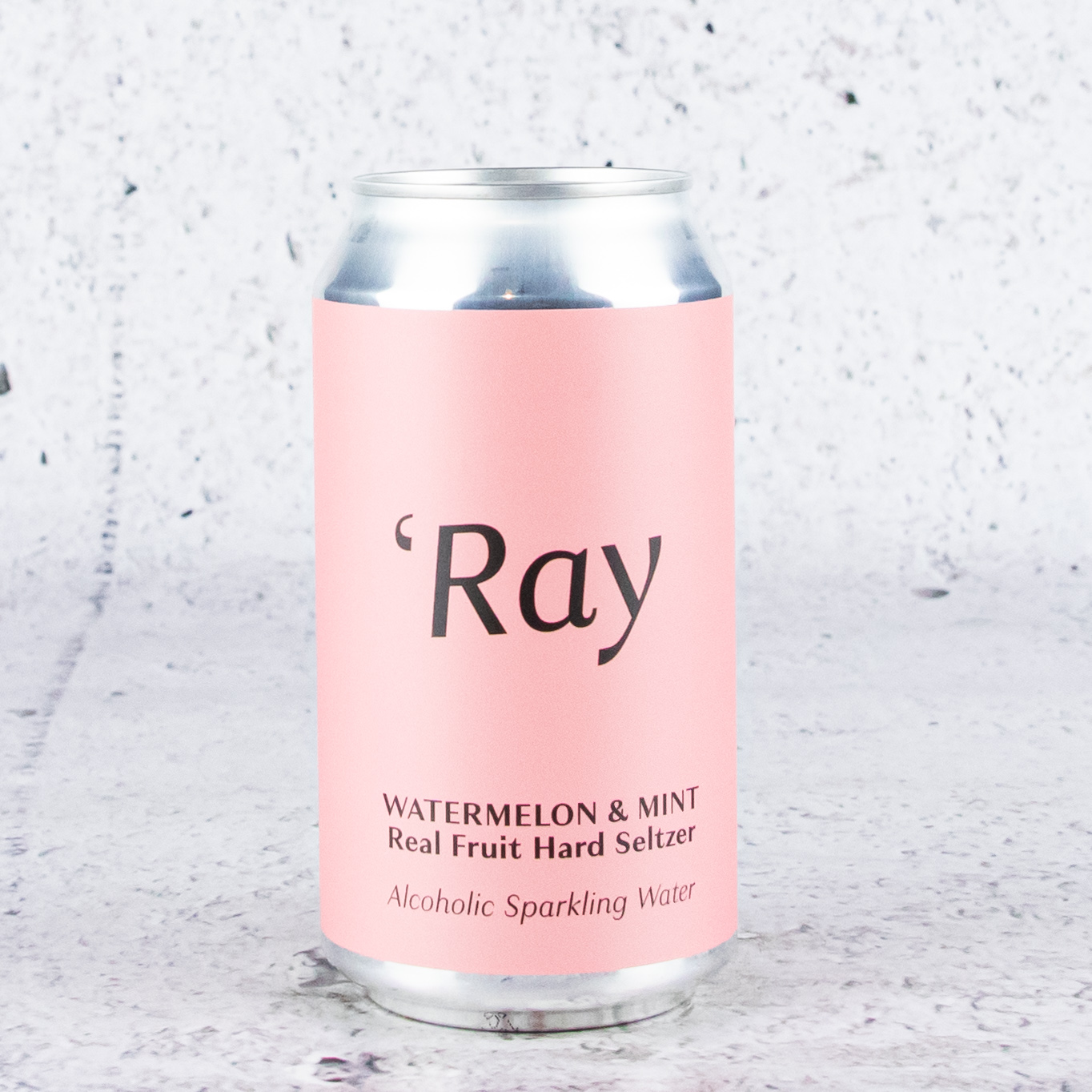 Hop Nation 'Ray Watermelon & Mint Seltzer