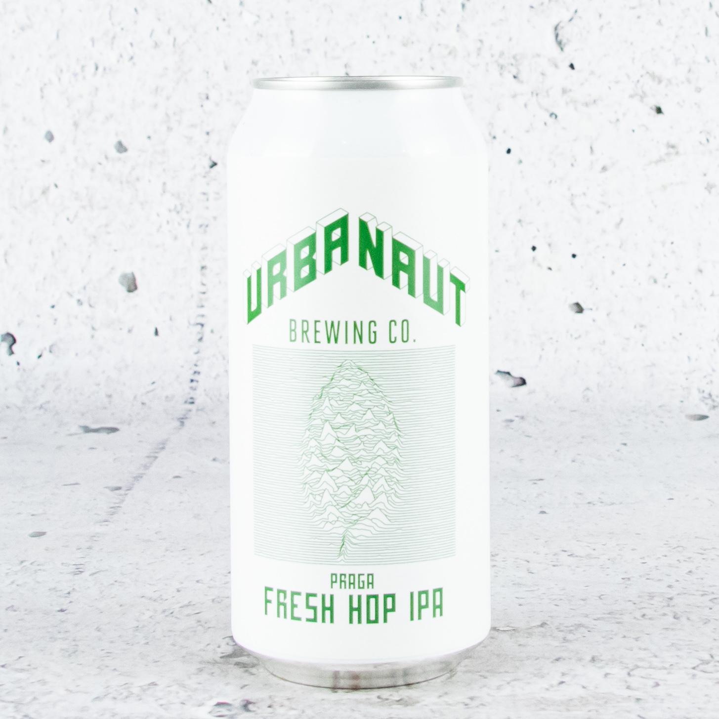 Urbanaut Praga Fresh Hop IPA