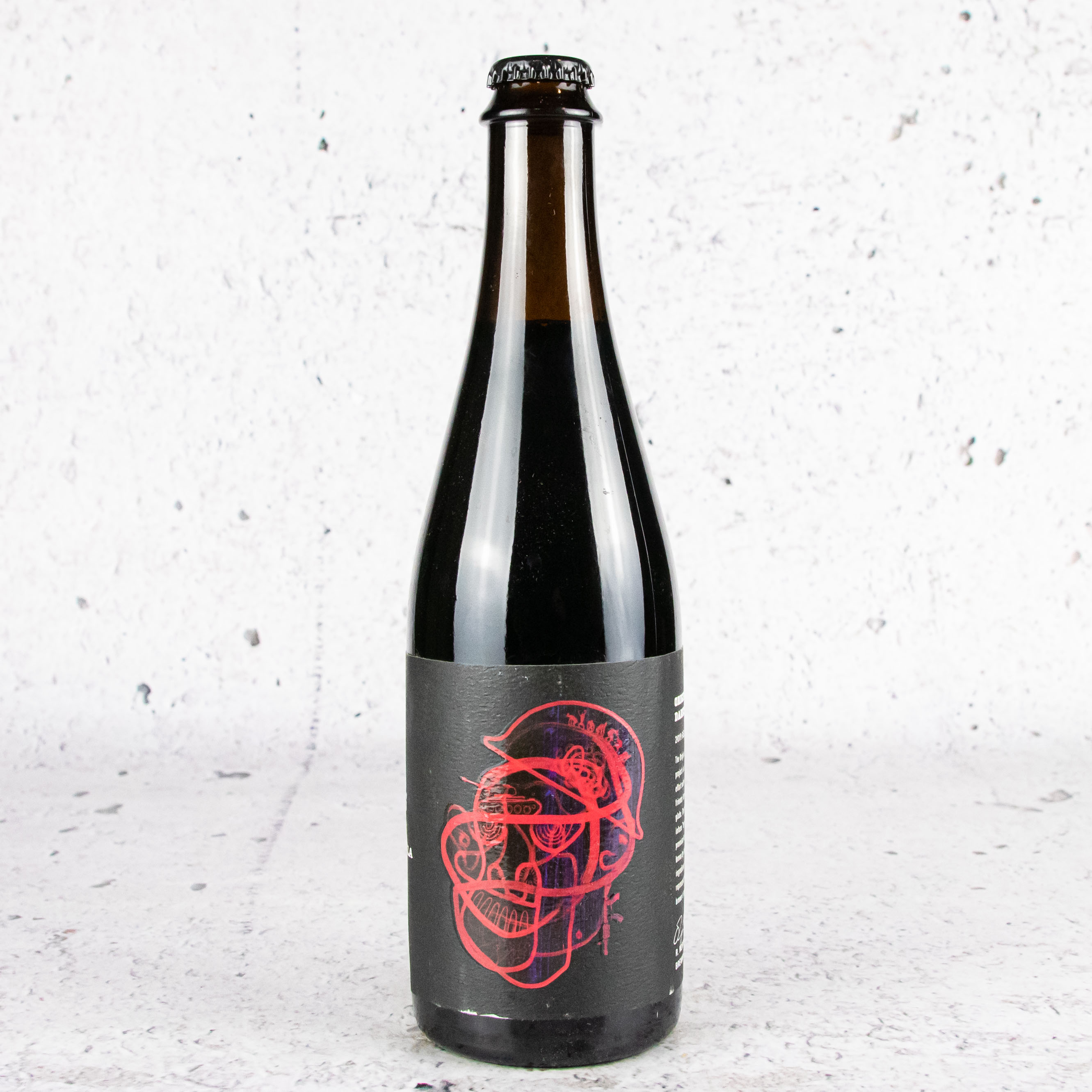 Collective Arts x Prairie Origin of Darkness Imperial Stout