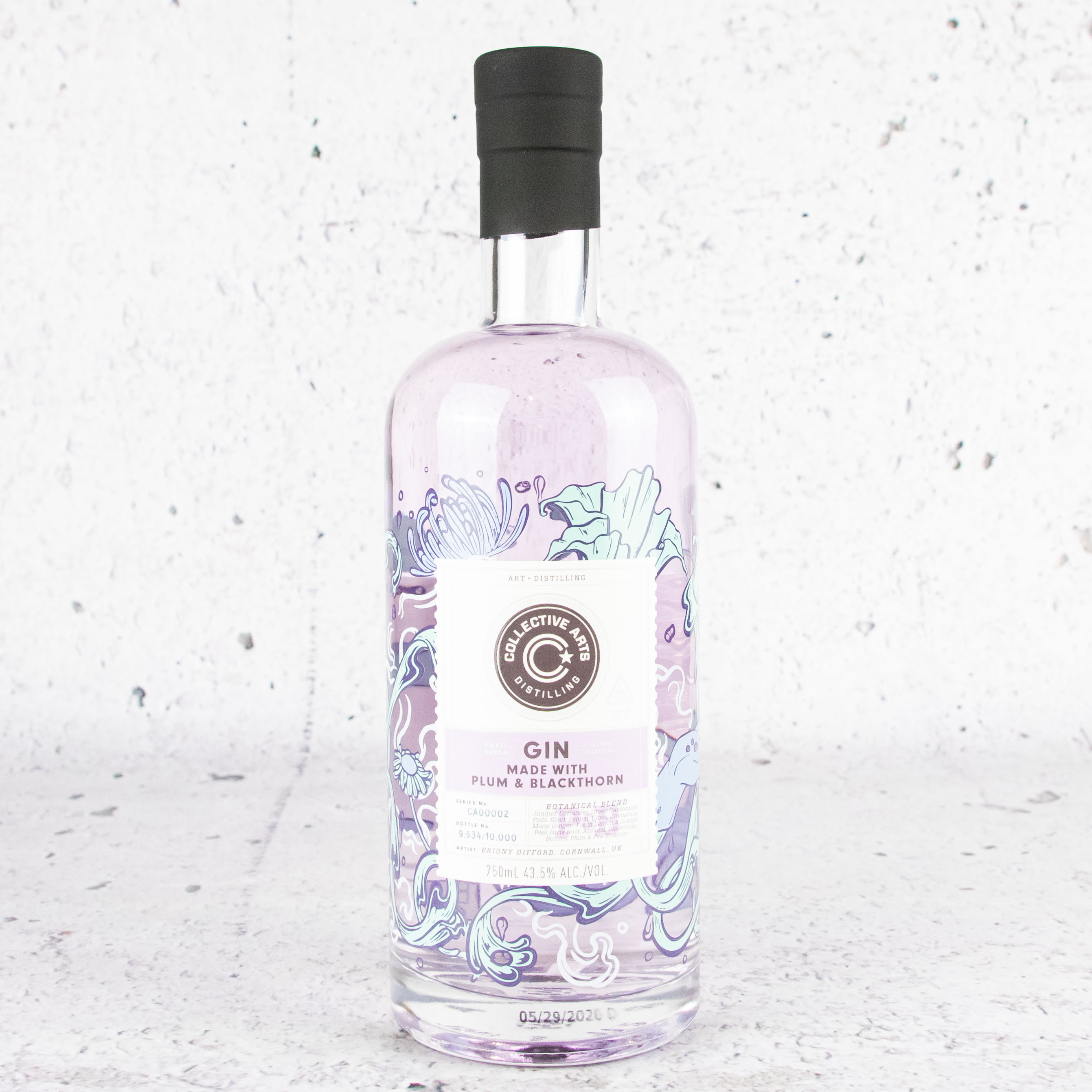 Collective Arts Blackthorn and Plum Gin