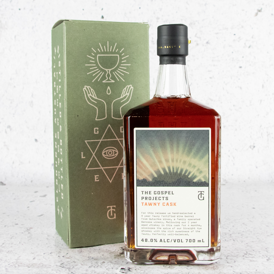 The Gospel Projects Tawny Cask