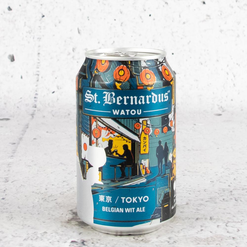 St Bernardus Tokyo Belgian Wit Ale