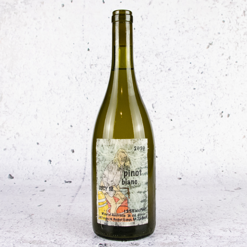 2020 Lucy Margaux Pinot Blanc
