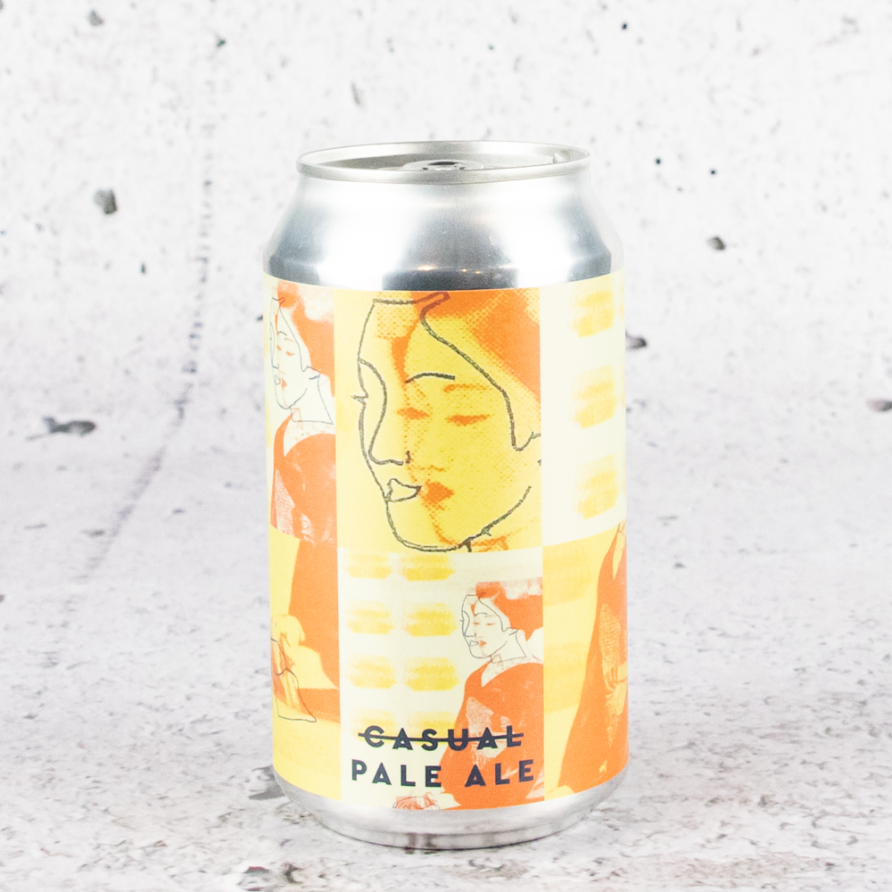 Burnley Brewing x Mr West x Collective Arts Casual Pale Ale
