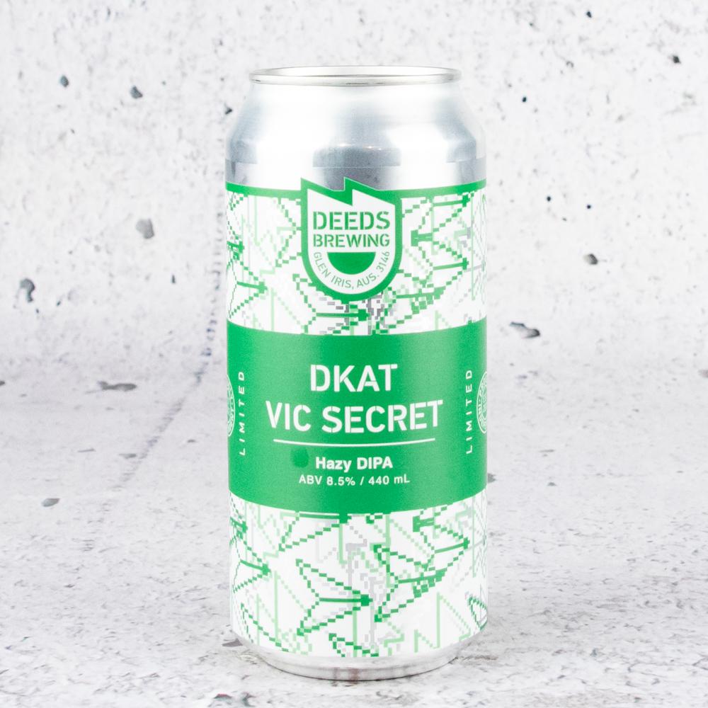 Deeds Dkat Vic Secret Hazy DIPA